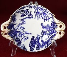 "ROYAL CROWN DERBY china BLUE MIKADO pattern DUCHESS SWEET DISH 5-1/4"" x 4"""