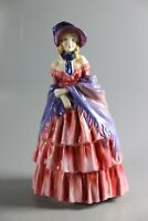 Royal Doulton  A Victorian Lady HN 728 Issued 1925 - 1952