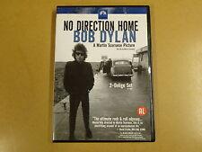 2-DISC MUSIC DVD / BOB DYLAN - NO DIRECTION HOME