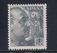 ESPAÑA (1949) NUEVO SIN FIJASELLOS MNH - EDIFIL 1056 (1 pts) FRANCO - LOTE 1