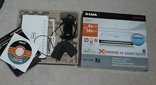 D-Link DIR-655 Wireless Xtreme N Gigabit Router
