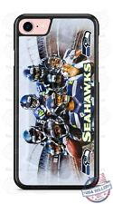 Seattle Seahawks Football Team Phone Case Cover Fits iPhone Samsung LG etc