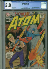 Showcase #35 - December, 1961 - CGC 5.0 (KEY - Second appearance of Atom)