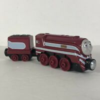Thomas the Train Caitlin Metal / Plastic Tank Engine w Tender Diecast Friends
