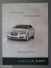 R&L Ex-Mag Advert: Jaguar XF 2.2 Diesel Car
