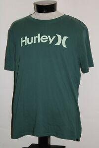 HURLEY/NIKE Mens XL X-Large Logo Dri-Fit T shirt Combine ship Discount