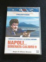 NAPOLI... SERENATA CALIBRO 9 (1979) REGION 2 DVD - RARO VIDEO, EURO CRIME. NEW.