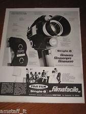 AE16=1968=FUJI FILM CINEPRESA=PUBBLICITA'=ADVERTISING=WERBUNG=
