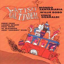 Latino con Cal Tjader * by Cal Tjader Quintet/Cal Tjader (CD, Aug-1994, Fantasy)