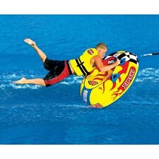 Boating Sportsstuff Zip Ski Towable Water Tube 1 Person Rider 53-1313
