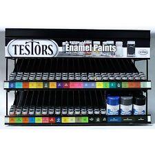 Testors Enamel Model Hobby Craft Paints - 36 New Colors! - 1/4 ounce bottles