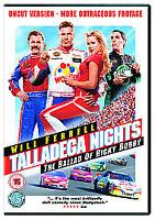 Talladega Nights - The Ballad Of Ricky Bobby (DVD, 2007)