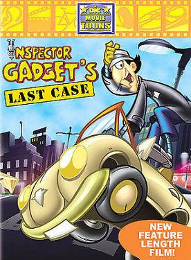 Inspector Gadgets Last Case DVD 2003