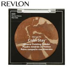 Revlon ColorStay Mineral Finishing Face Powder, Suntan Matte 020