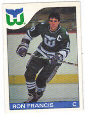 85-86 OPC O-Pee-Chee Ron Francis #140 Mint (Hartford Whalers)