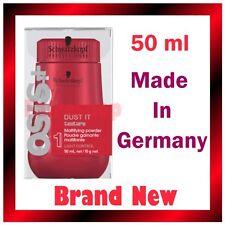 Schwarzkopf OSIS+ DUST IT Hair Mattifying Powder Texture Styling 10g