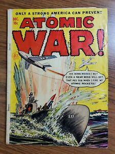 Atomic War! #2 1952