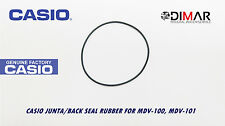 CASIO JUNTA/ BACK SEAL RUBBER, PARA . MDV-100, MDV-101