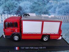 1/57  DelPrado 1991 FSR Iveco 135-171  France  FIRE