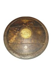 Antique Discus Track Field Vintage Olympic Finland