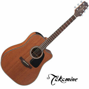 Takamine GD11MCENS Dreadnought Acoustic Electric Guitar Mahogany Top Back and Si
