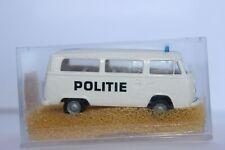 1:87 Brekina 3311 VW T2 Polizei Politie Belgien