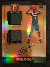 Panini Not Autographed Single Basketball Trading Cards