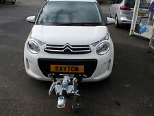 New Citroen C1 2015 on Braked Towing A Frame (Fitted)
