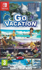 GO VACATION NINTENDO SWITCH - NUOVO ITALIANO