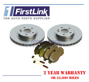 FITS Mercedes Vito W639 2.1CDi 110 113 116 122 2003-2007 Front Brake Discs Pads