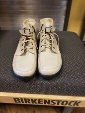 womens bone colored birkenstock boots size 41