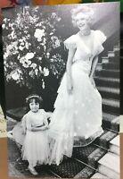 Postkarte Werbe Hyde Park Hotel Eugenie und Francesca - Unveröffentlicht