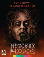 BEYOND THE DOOR New Blu-ray Arrow Video Special Edition Limited to 3000 Units