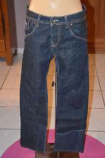 KAPORAL -Très joli jeans bleu modèle zipo - Taille W 28 F 38 -EXCELLENT ÉTAT