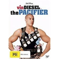 THE PACIFIER-Vin Diesel, Brittany Snow-Region 4-New AND Sealed