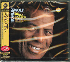 HOWLIN' WOLF-LIVE AND COOKIN' AT ALICE'S REVISITED-JAPAN CD Ltd/Ed B63