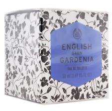 The Body Shop English Dawn Gardenia Eau De Toilette Parfum Duft Damen Women 50ml