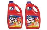 RUG DOCTOR Pet Formula Carpet Cleaner Odors Stains - 2 Pk