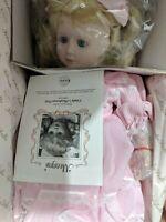 "Ashton Drake ""Meagan"" Cindy Playhouse Pal  porcelain doll"