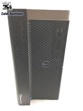 Dell Precision T7600 2x Quad Core Intel Xeon E5-2643 3.3GHz 128GB DDR3 2TB HDD