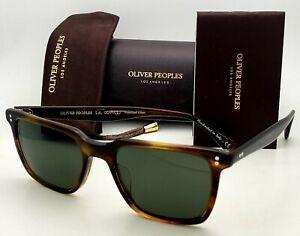 New Lachman Sun OLIVER PEOPLES Polarized Sunglasses OV 5419SU 1677P1 Bark Frames