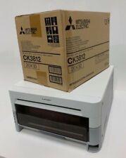 Mitsubishi Fotodrucker, Thermodrucker, bis DIN-A4-Format