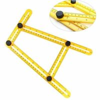 Angleizer Template Tool Portable Multi Angle Ruler Measuring Scale Instrument