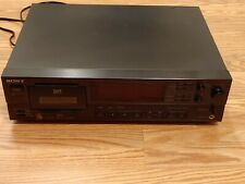 Sony DTC-670 DAT Digital Audio Tape Recorder