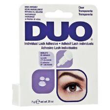 DUO Individual Adhesive Glue False Eyelashes 7gm CLEAR transparent