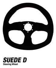 Dragonfire Racing 04-0003 - D Shaped UTV Steering Wheel - Suede
