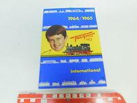 BM652-0,5# Fleischmann international H0 Katalog 1964/1965, sehr gut