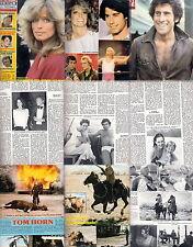 Cine Revue Farrah Fawcett,Sylvia Kristel,Steve McQueen,Linda Evans,Michael Glase