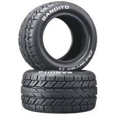 NEW Duratrax Bandito 1/10 Buggy Tire Rear 4WD C3 (2) DTXC3976