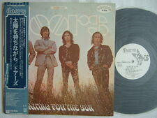 PROMO WHITE LABEL / THE DOORS WAITING FOR THE SUN / WITH OBI